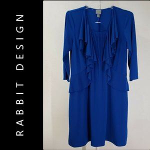 Rabbit Rabbit Rabbit Women Stretch Dress Size 14